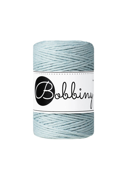 Bobbiny 1.5mm MISTY Single Twist Macrame Cord 100m