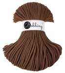 Bobbiny 5mm MOCHA Braided Cord 100m