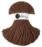 Bobbiny 5mm MOCHA Braided Cord 100m LAST ITEMS!