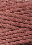 Bobbiny 5mm SUNSET 3ply Macrame Cord 100m