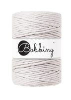Bobbiny 5mm MOONLIGHT Single Twist Macrame Cord 100m