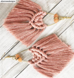 Bobbiny 1.5mm BLUSH Single Twist Macrame Cord 100m