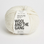 WATG Crazy Sexy Wool IVORY WHITE