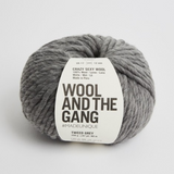 WATG Crazy Sexy Wool TWEED GREY
