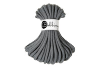 Bobbiny Jumbo 9mm STEEL Braided Cord 20m