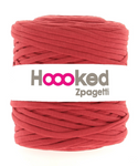 Hoooked Zpagetti T-Shirt Yarn CHERRY TOMATO