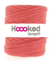 Hoooked Zpagetti T-Shirt Yarn CORAL SPICES