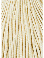 Bobbiny 3mm BLONDE Braided Cord 100m