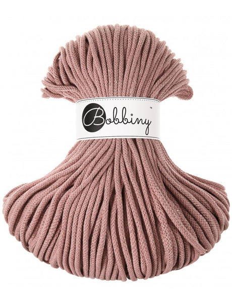 Bobbiny 5mm GOLDEN BLUSH Cotton Cord 100m