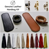 Genuine Leather Handbag Kit
