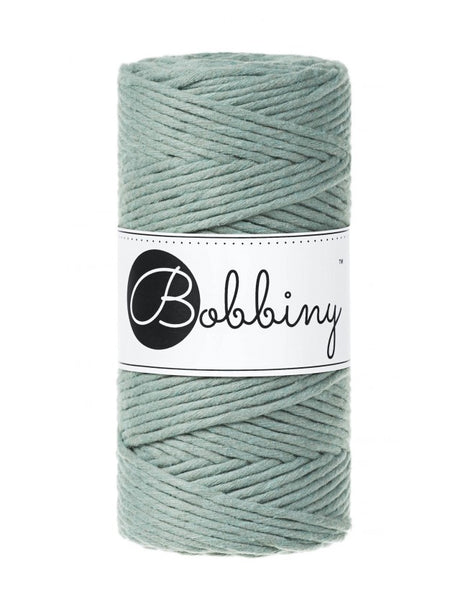 Bobbiny 3mm LAUREL Single Twist Macrame Cord 100m