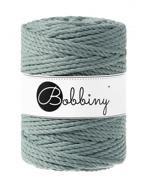 Bobbiny 5mm LAUREL 3ply Macrame Cord 100m