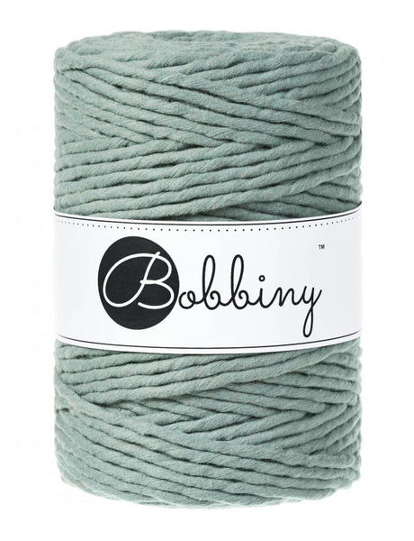 Bobbiny 5mm LAUREL Single Twist Macrame Cord 100m