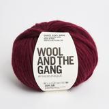 WATG Crazy Sexy Wool MARGAUX RED