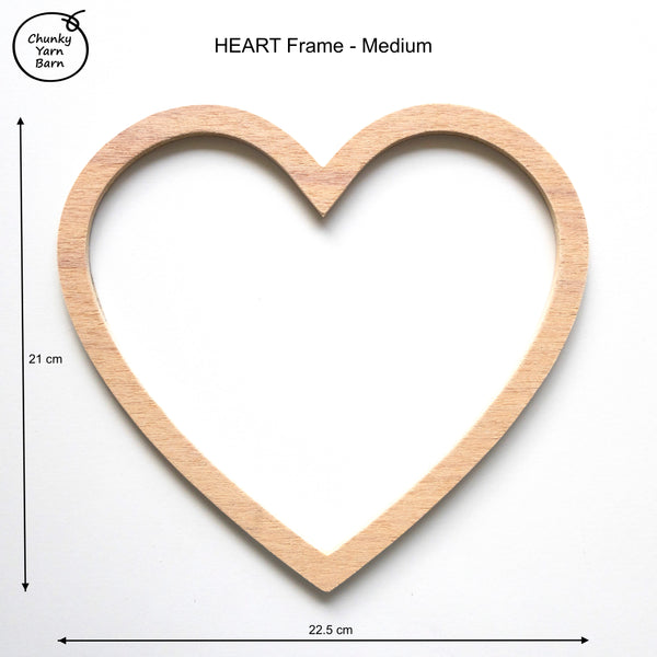 HEART Frame - Medium