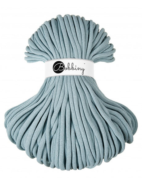 Bobbiny Jumbo 9mm MISTY Braided Cord 20m