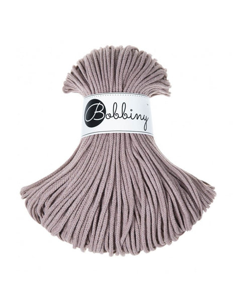 Bobbiny 3mm PEARL Cotton Cord 100m
