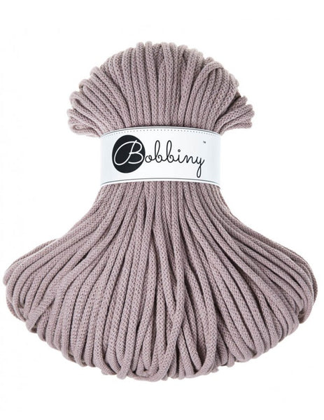 Bobbiny 5mm PEARL Braided Cord 100m