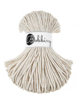 Bobbiny 3mm RAINBOW DUST Cotton Cord 100m