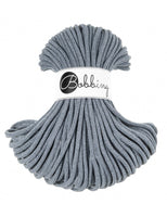Bobbiny 5mm DENIM RAW Cotton Cord 50m