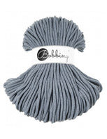 Bobbiny 5mm RAW DENIM Braided Cord 100m