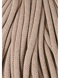Bobbiny Jumbo 9mm SAND Braided Cord 100m