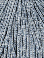 Bobbiny 5mm DENIM VINTAGE Cotton Cord 100m