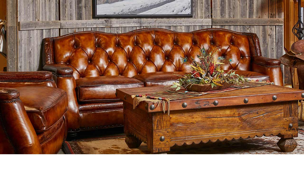 Quality Home Furnishings Elegant Rustic Furniture Custom Design Hat Creek Interiors