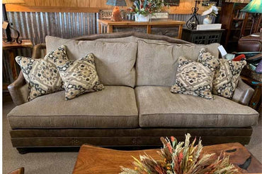 Julian Sofa With Gator Accents
