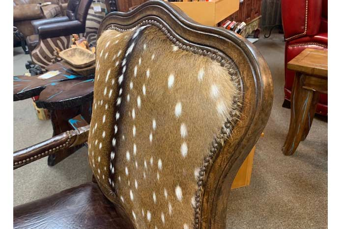 Western Arm Chair