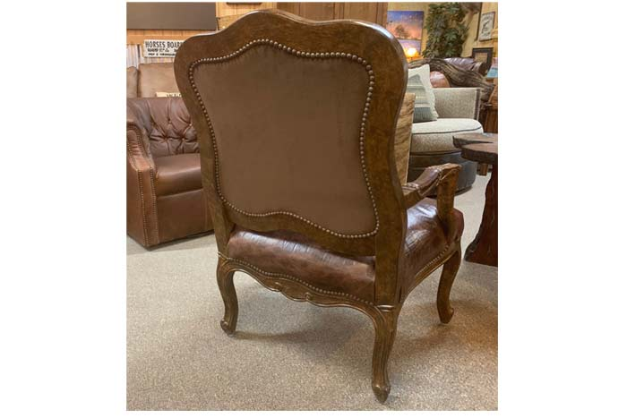 Western Accent Chair