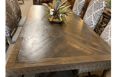 Bristol Solid Maple Dining Table