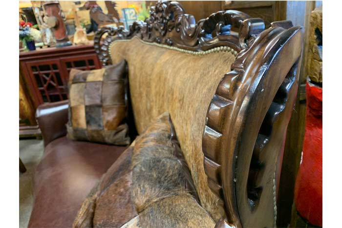 Western Cowhide Furniture