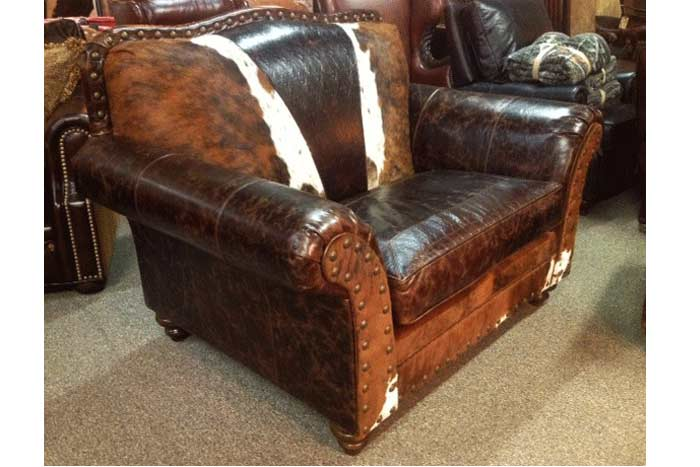 Western Royalty Chair & 1/2