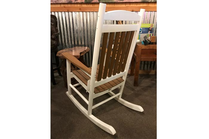 Outdoor Poly Rocking Chair