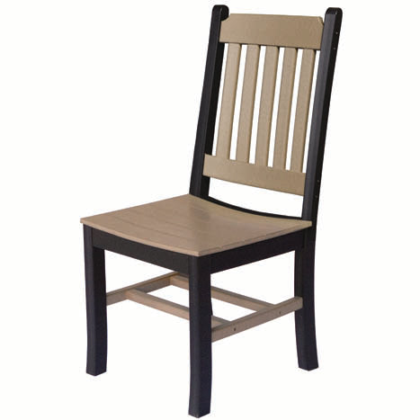 Poly Outdoor Dining Chair