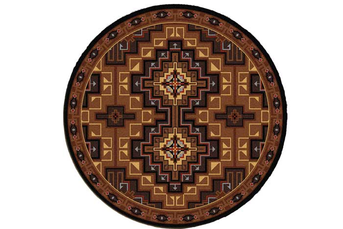High Rez Earth Rug