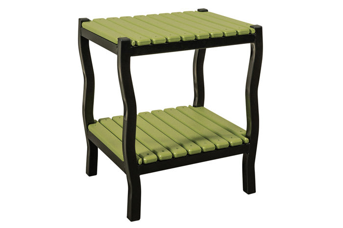 Eden Poly Outdoor Side Table