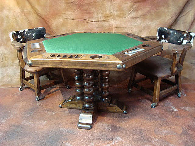 Austin Game Table