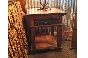 Glen Stone Nightstand