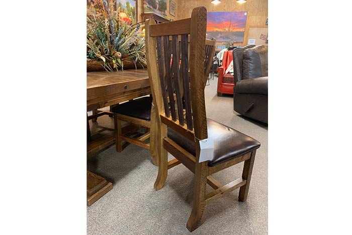 Peachy Laredo Dining Chairs Squirreltailoven Fun Painted Chair Ideas Images Squirreltailovenorg