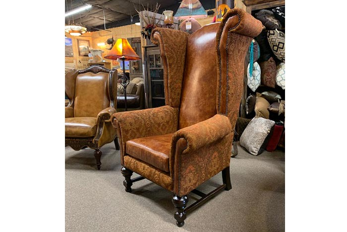 Hill Wingback Chair