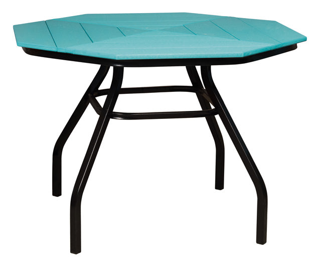 Julia Poly Outdoor Table