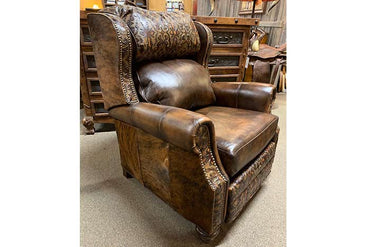 Laredo Bustle Back Recliner