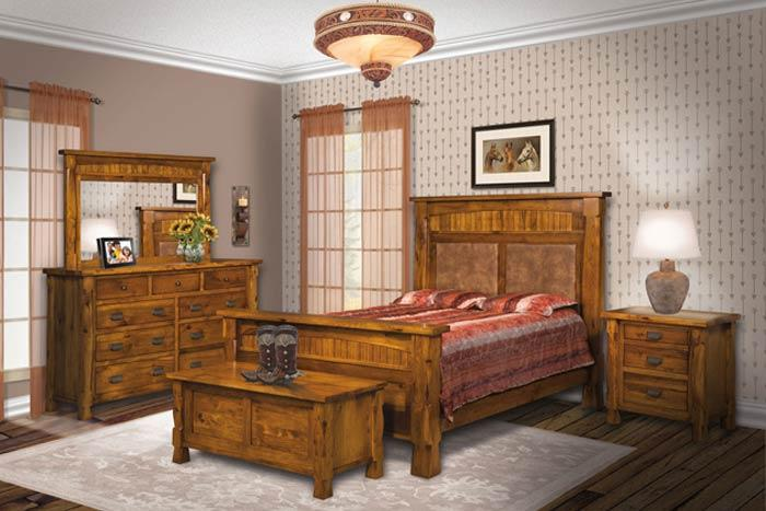 Sunray Bedroom Suite