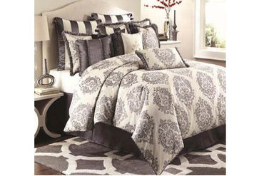 Plush Bedding Set