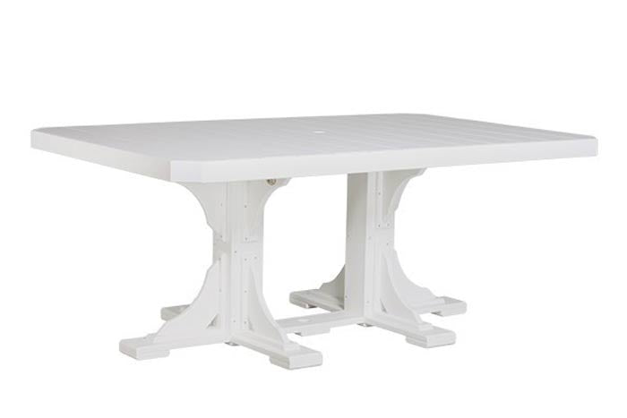 Outdoor 4' x 6' Counter Height Table