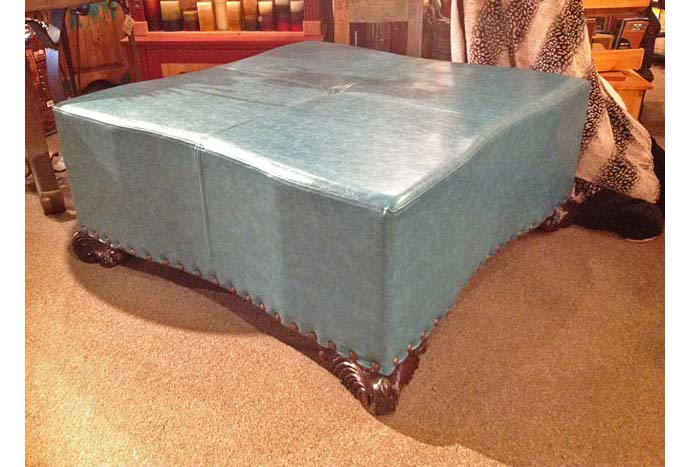 Imperial Ottoman / Coffee Table
