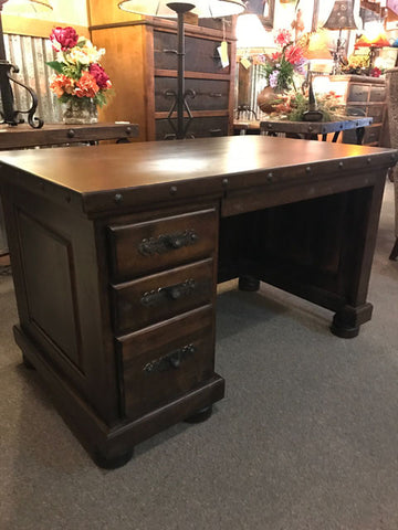 Small Alder Office Desk