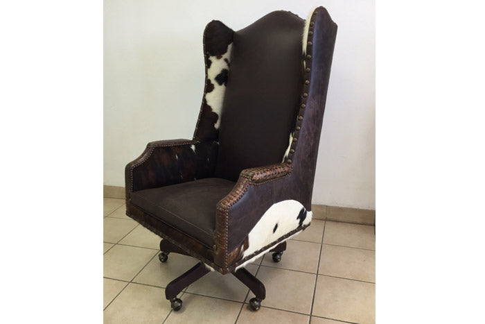 Stallion Office Chair - Dark